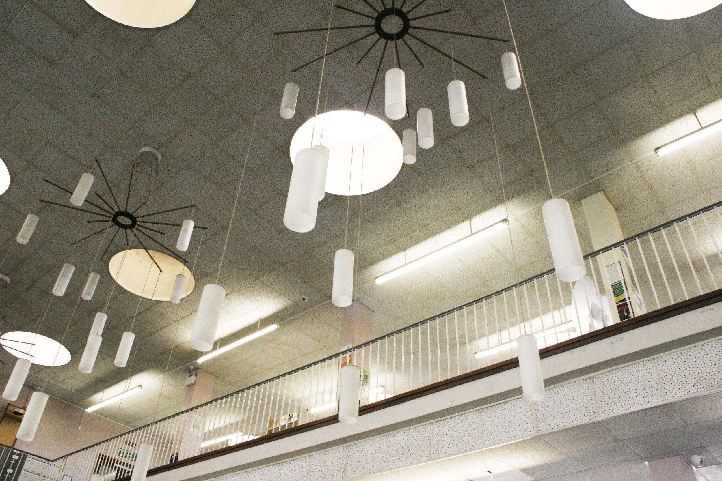 Crosby Library (interior), 2019