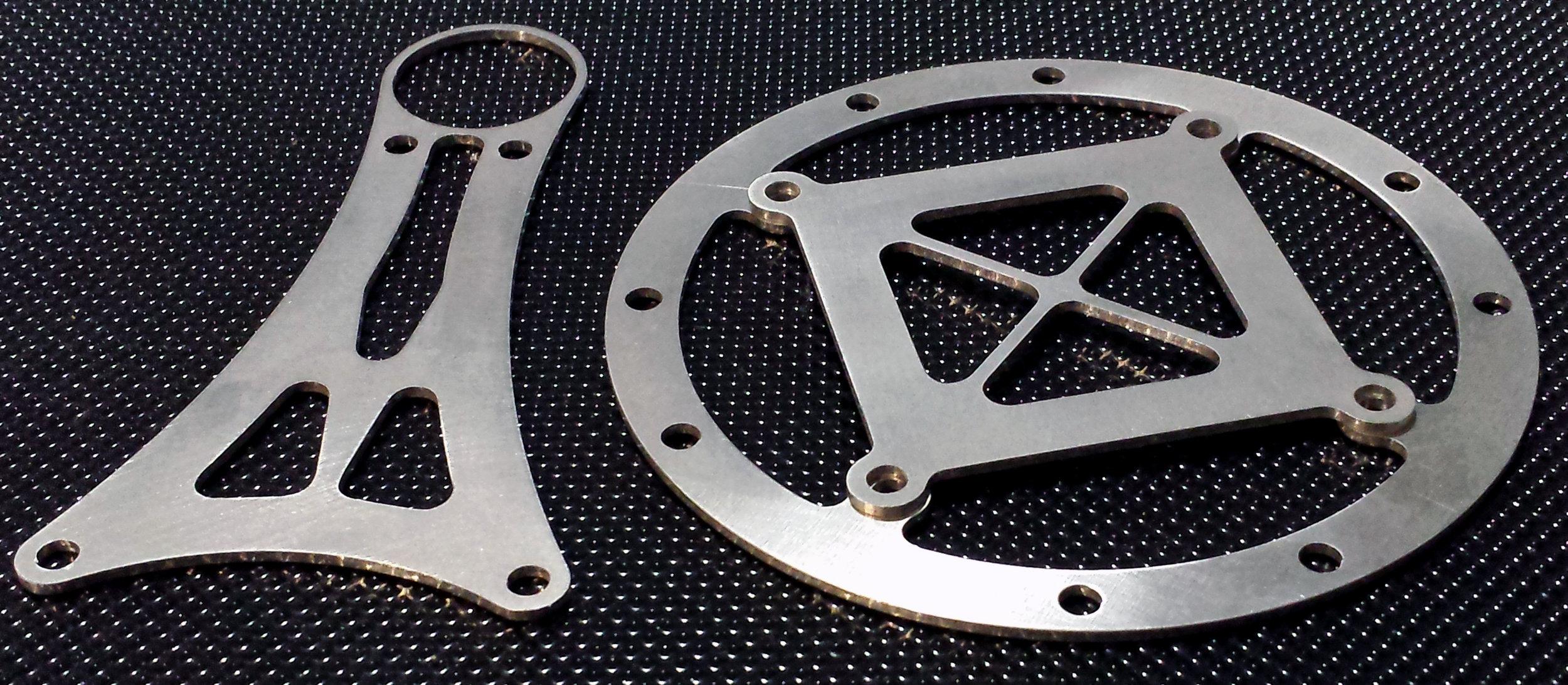 CNC Machining & Laser Cutting -