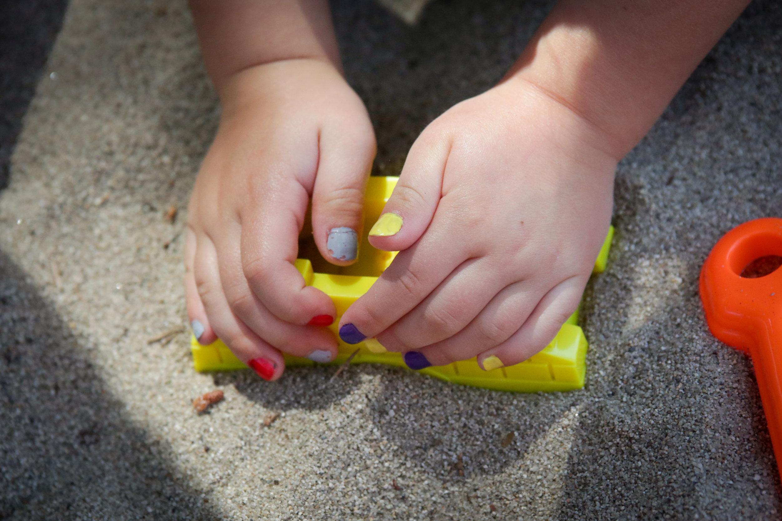 safe nail polish