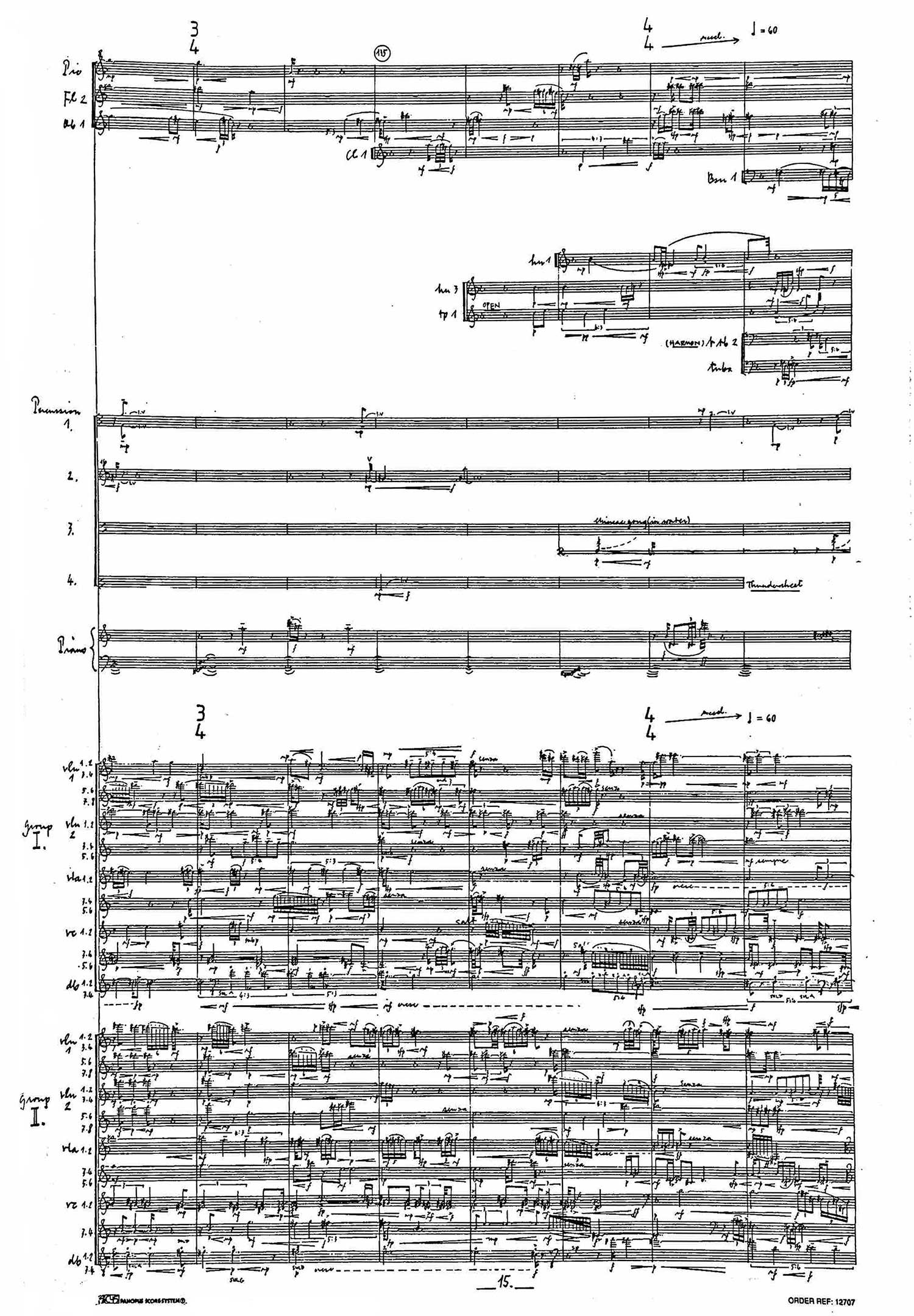 Joyce KOH: TAI, for orchestra (1998, rev. 2002)