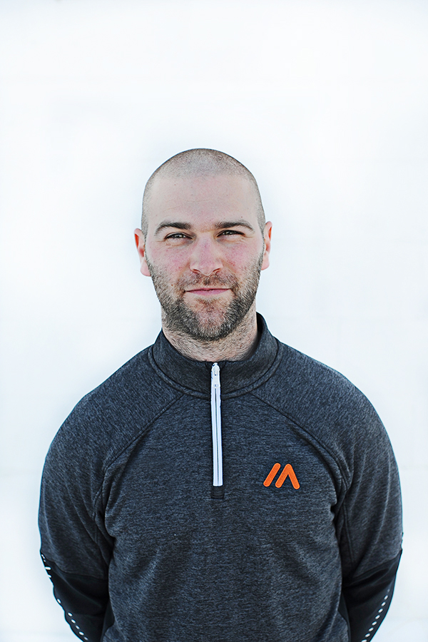 JOSH SAULNIER - OWNER // STRENGTH AND CONDITIONING COACH