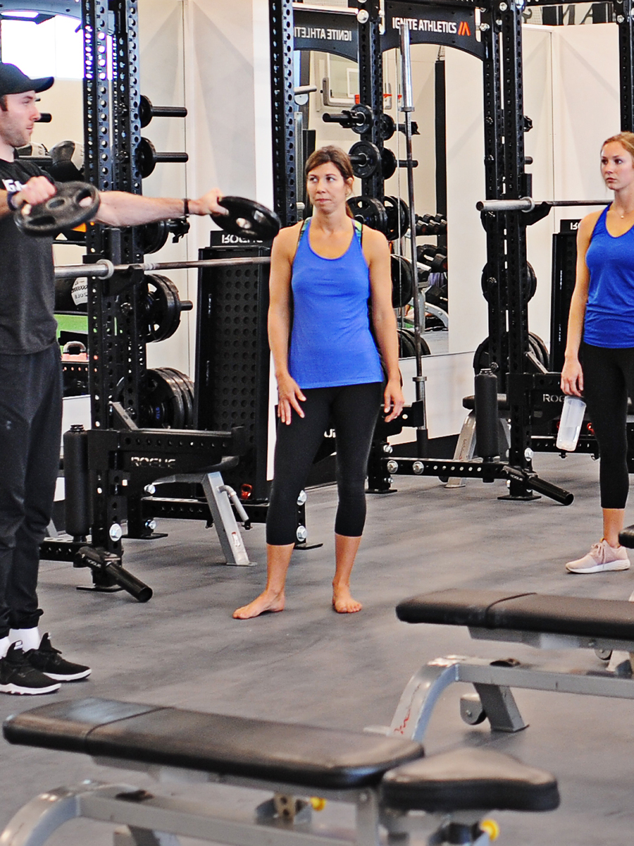 SMALL GROUP TRAINING -