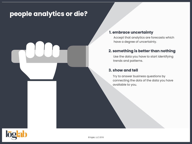 people analytics or die — lōglab