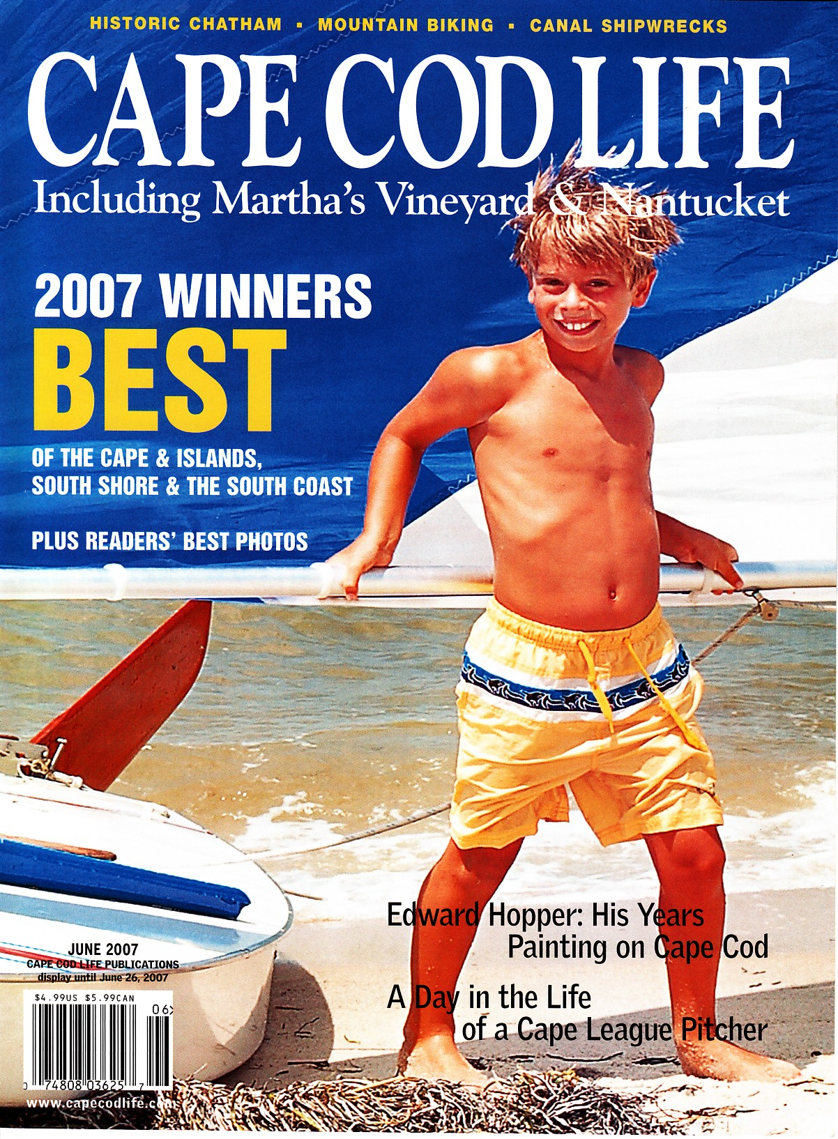 cape cod life 2007 best of cover