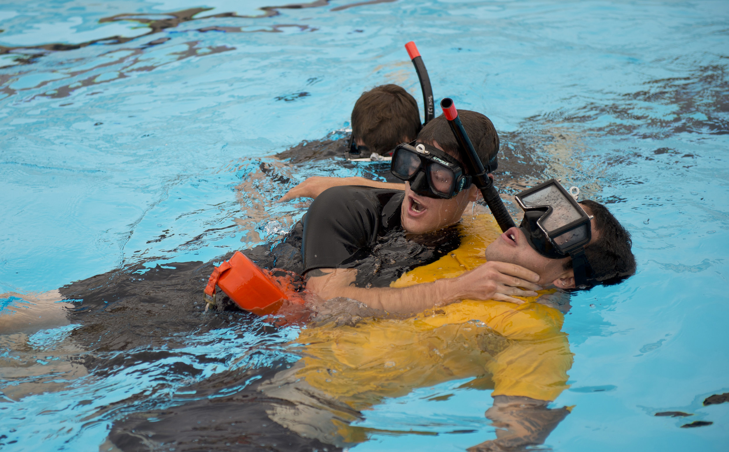 Prepare Yourself - We have numerous training suggestions to prepare for the PST, swim stroke advice, and workout guidelines to contribute to the work you will have to put in play.You can begin your journey today with the Warrior Challenge Program which will help you develop into the soldier you were meant to be.