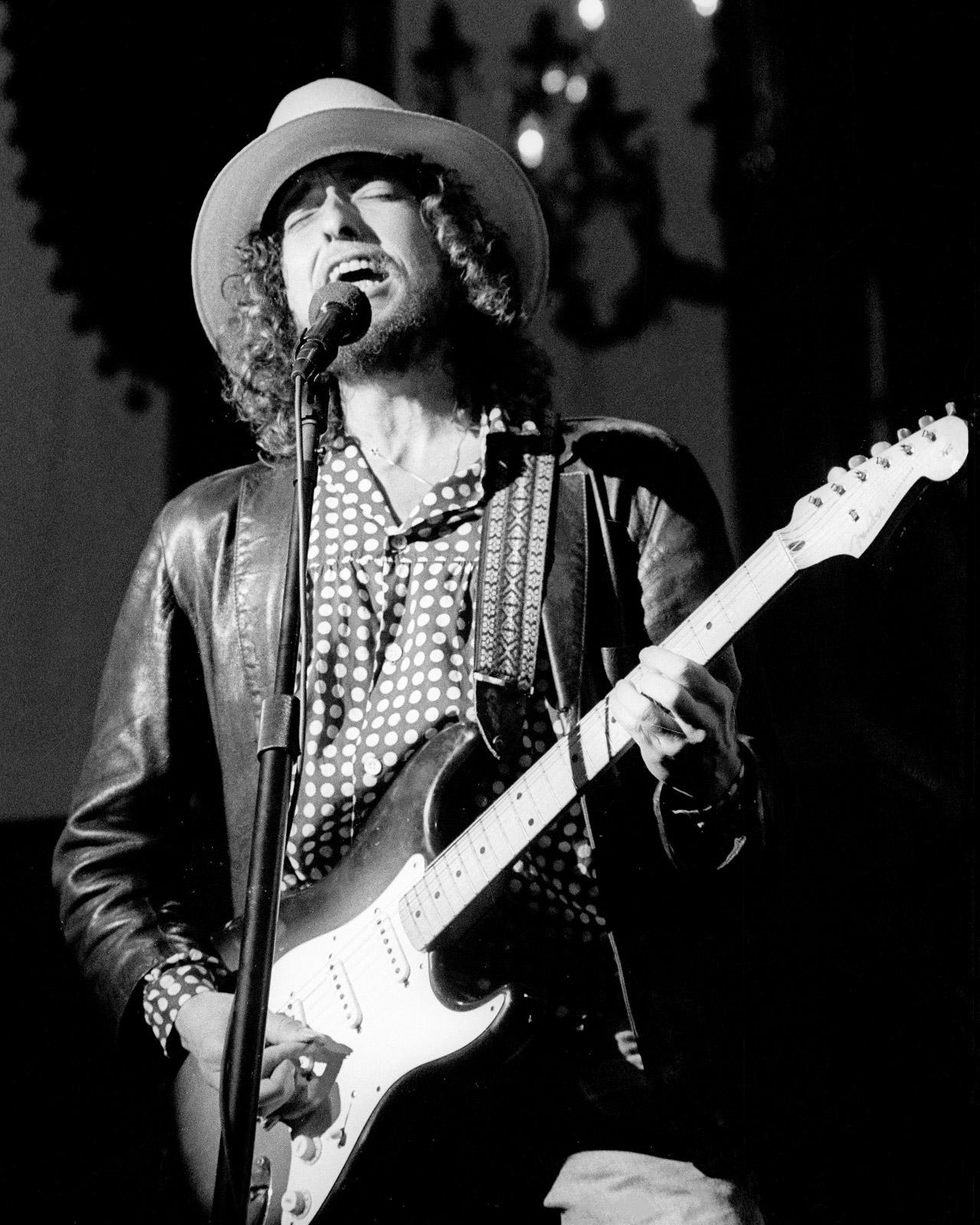BOB DYLAN   WINTERLAND BALLROOM  NOV 26, 1976