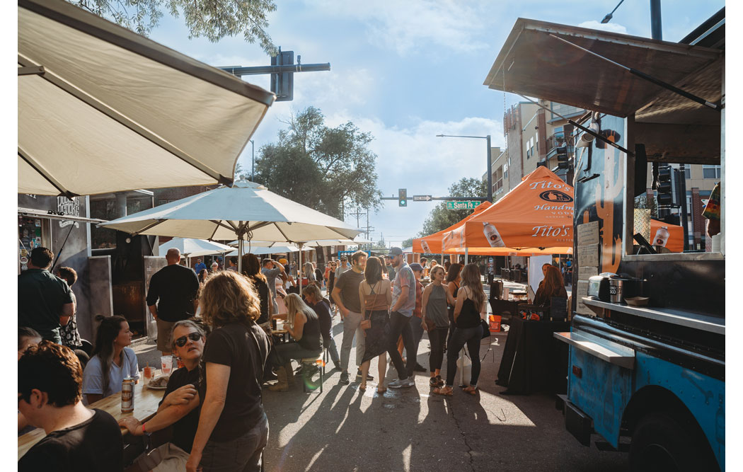 Truck Stop: Food Truck Rally →