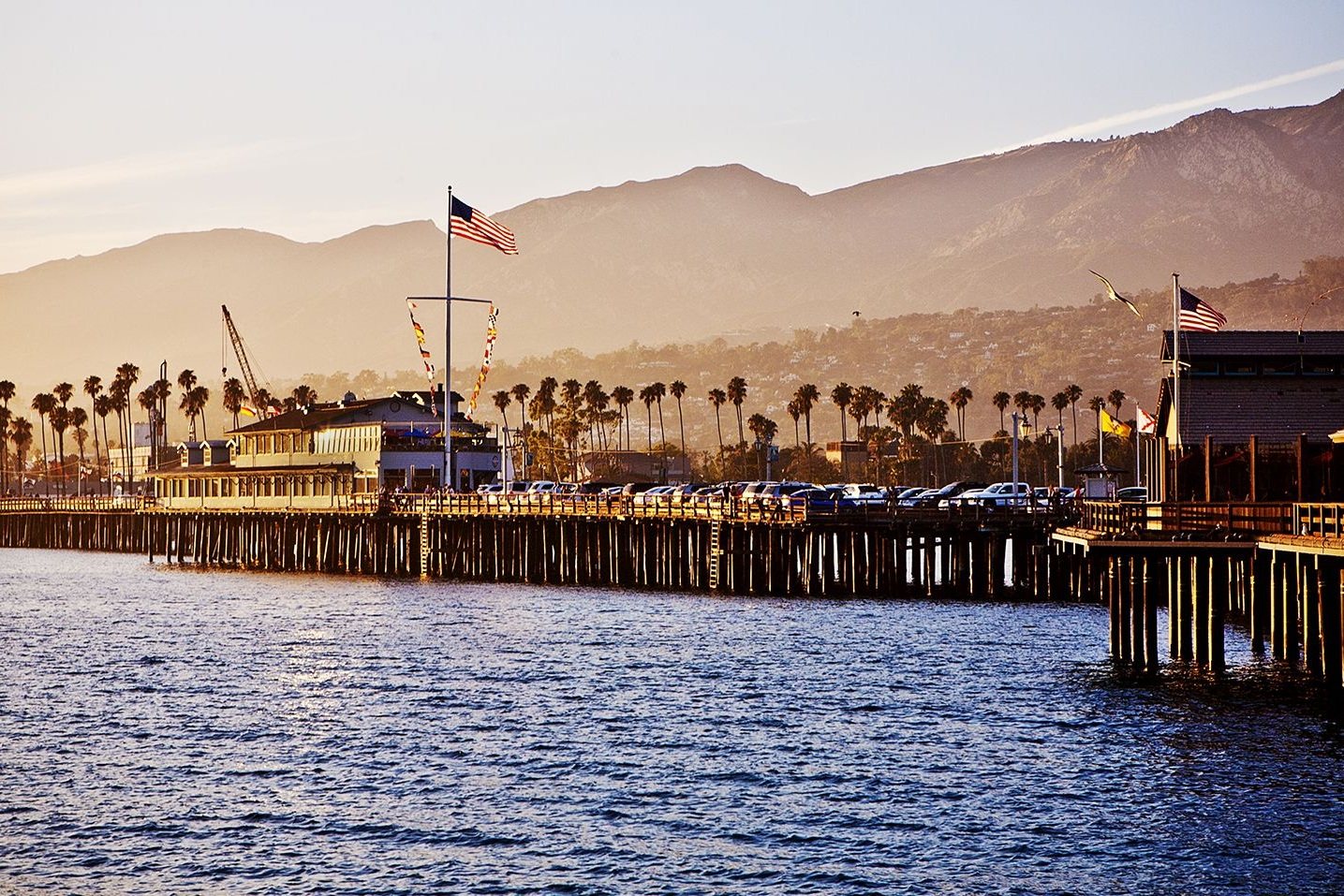"Explore Santa Barbara - Known as the ""American Riviera"" and located on the longest south-facing stretch of coastline on the West Coast, Santa Barbara is nestled between the steeply rising Santa Ynez Mountains and the Pacific Ocean."
