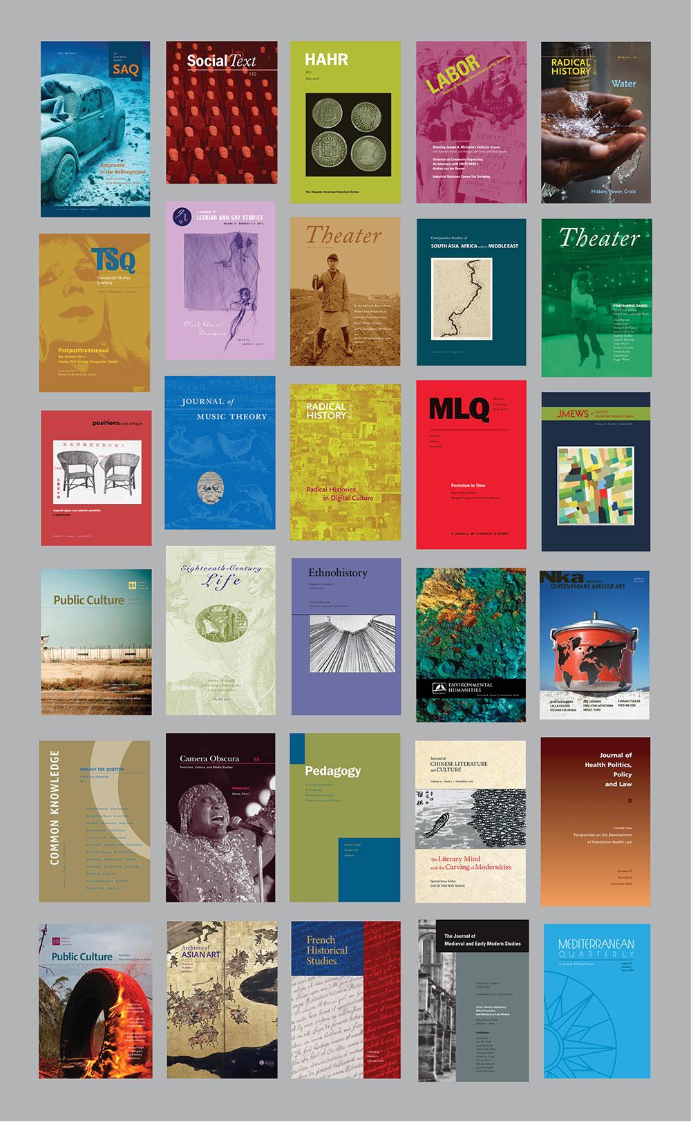 Cover designs -