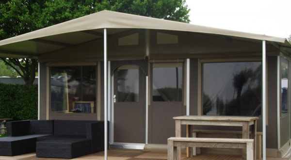 GLAMPING LODGE -