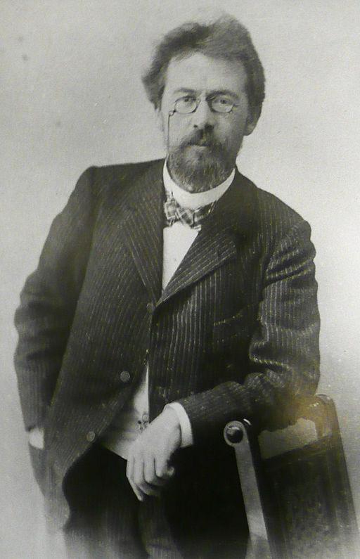 Anton Chekhov, thinking about problems, 1901