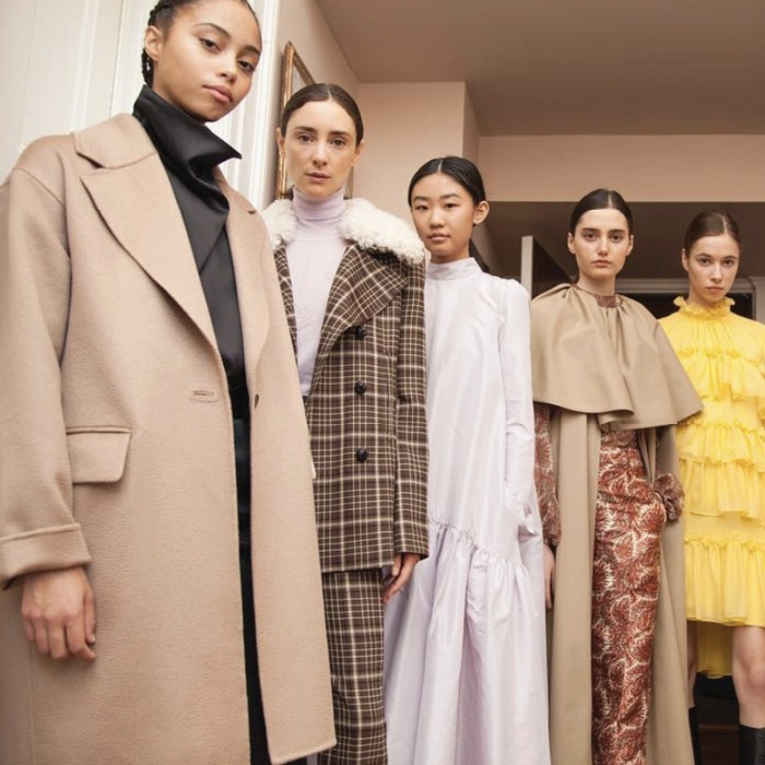 COLLECTION PRESENTATION   Design intern and assistant in styling and executing the Adam Lippes F/W 19 collection during NYFW.