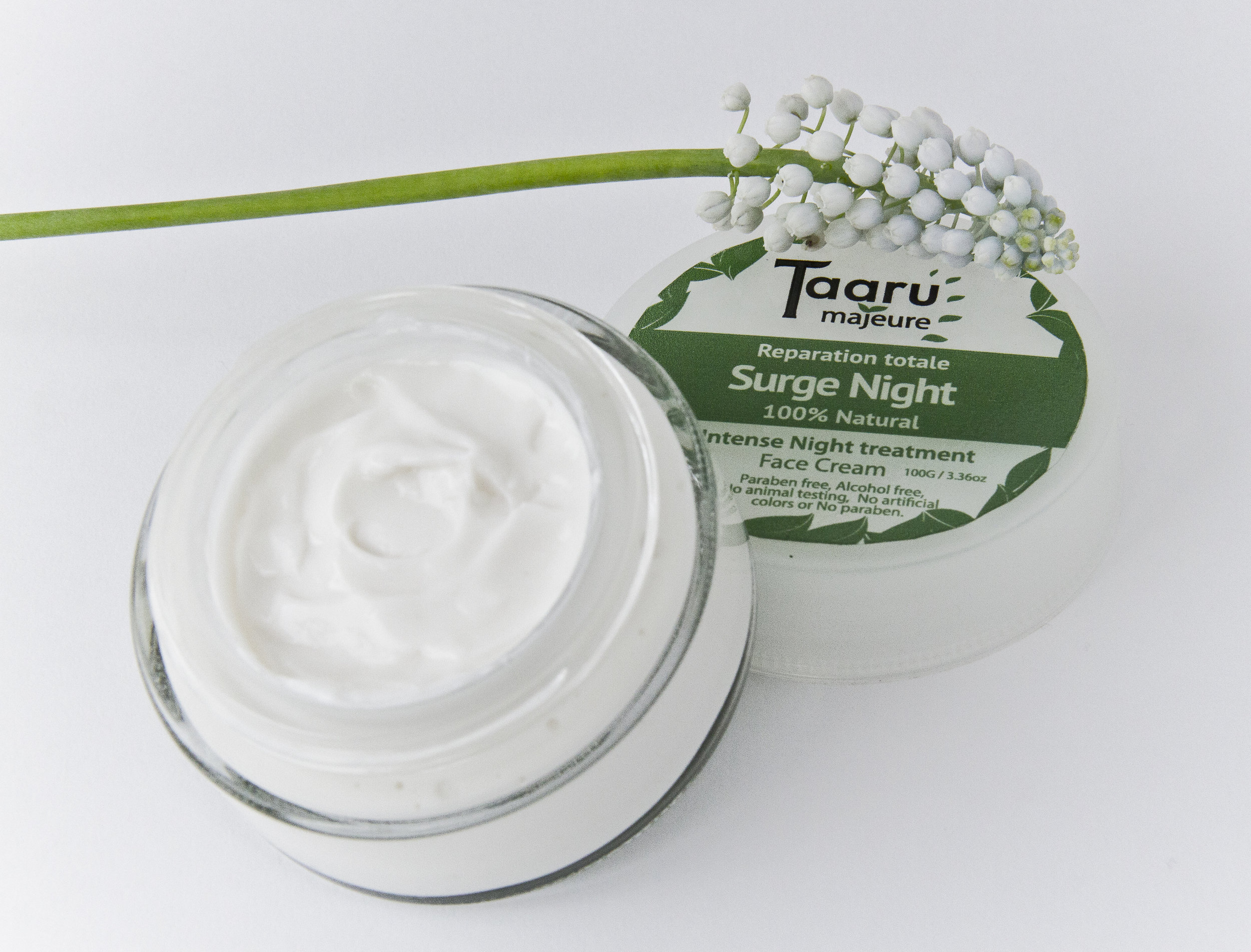 Intense Treatment Surge Night Face Cream