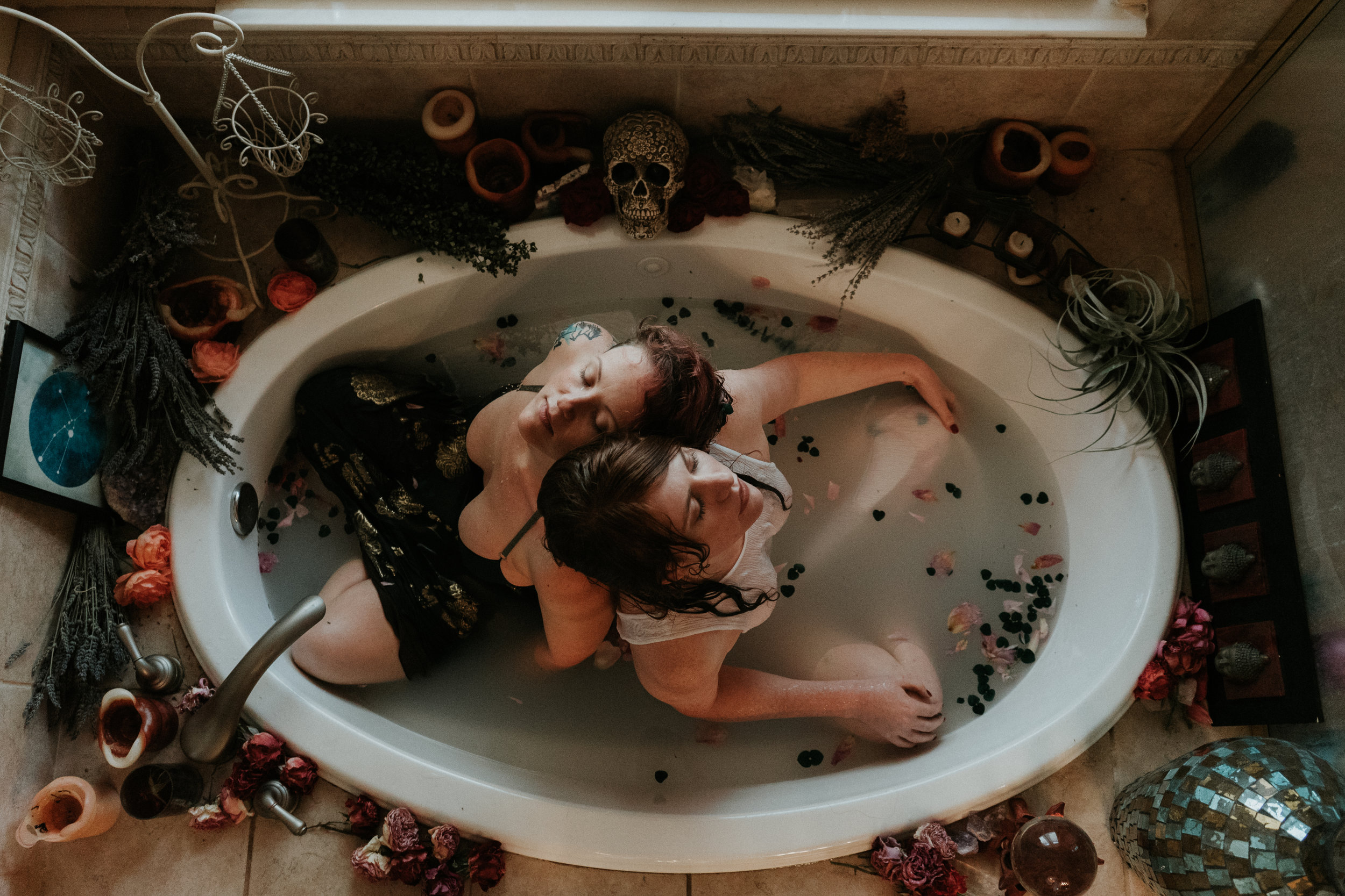 Sacramento-Boudoir-Milk-Bath-Photographer