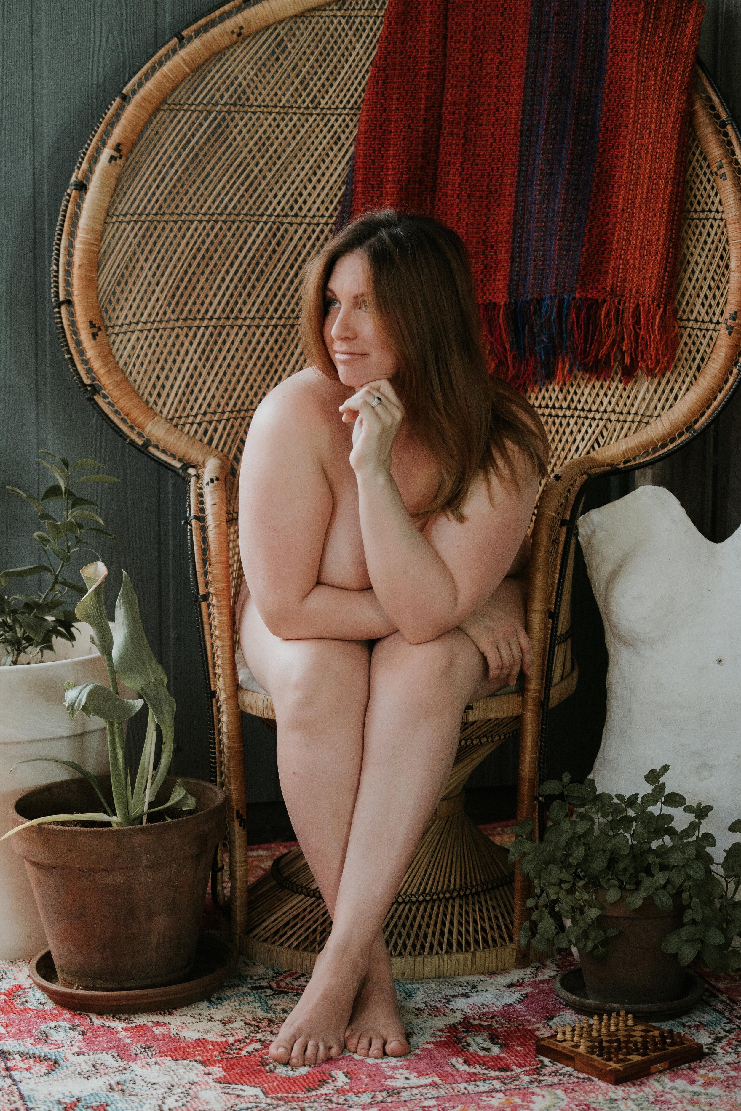 Sacramento Boudoir Photographer