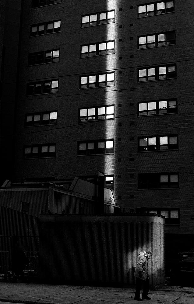 Downtown Toronto - Nikon F100 with Kodak Tri-X 400