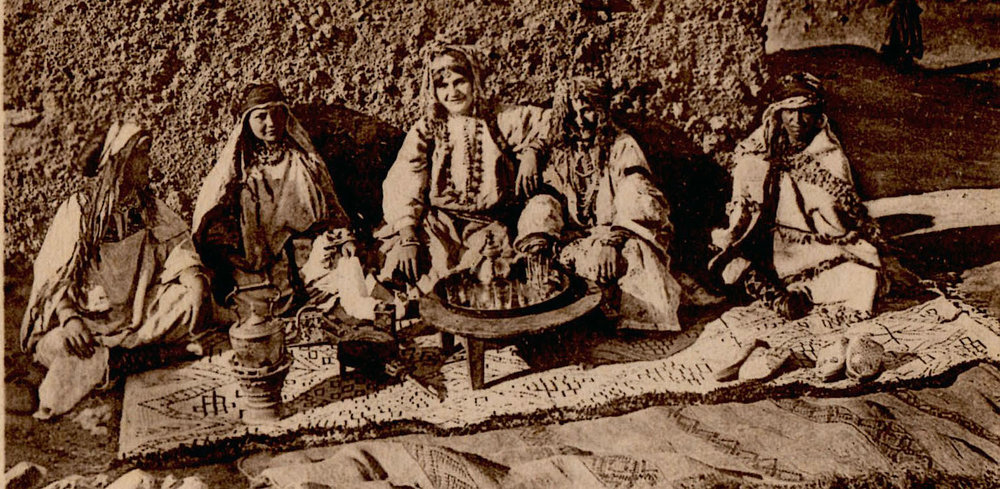 History of Moroccan Textile