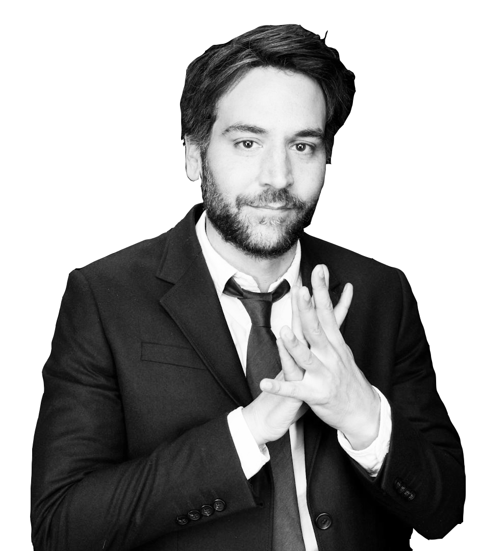 "JOSH RADNOR - On outsourcing our belief in ourselves, the one disadvantage of ""dreaming"" big, the surprising benefit of LA traffic, and much, much more!"