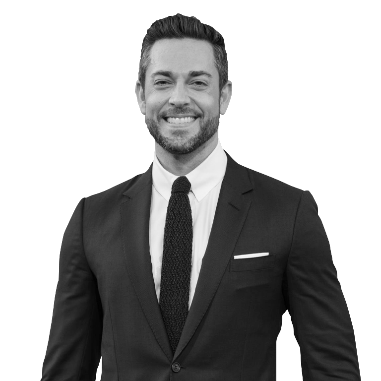 ZACHARY LEVI - On loving yourself, being a beautiful speck, and how to do less shitty things.