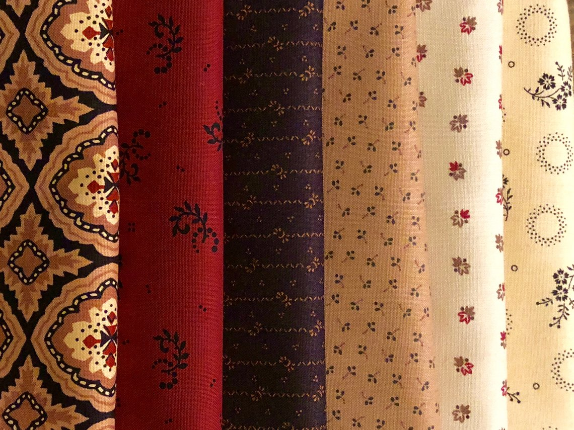 FABRIC BY THE YARD, FAT QUARTERS AND MORE - AVAILABLE ON OUR ETSY SHOP
