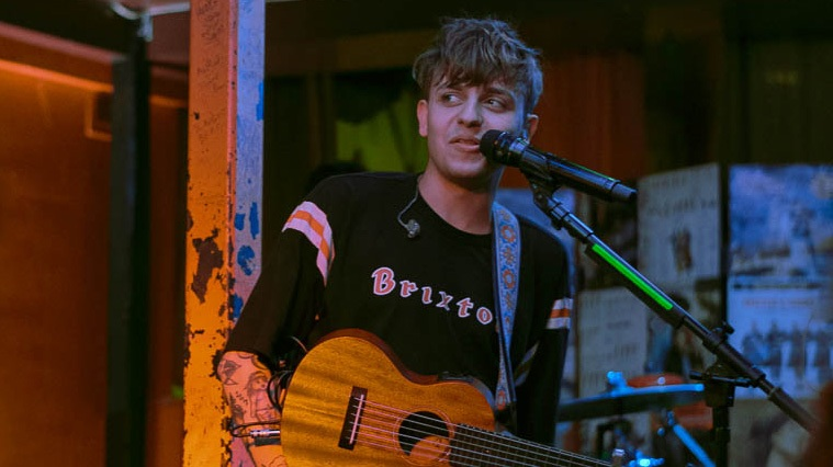 Scott Helman Talks Sketchy Tattoo Excursions And Honesty In Music - Photo Credit: Anastassia Medvedeva