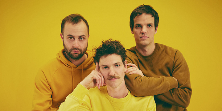 With Two Shows Slated in the DMV, Nobody Puts Houndmouth In A Corner - Photo Credit: Claire Marie Vogel