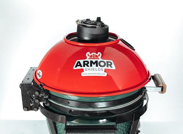 Durability + Customizability + Love for The Big Green Egg = The Perfect BGE Accessory