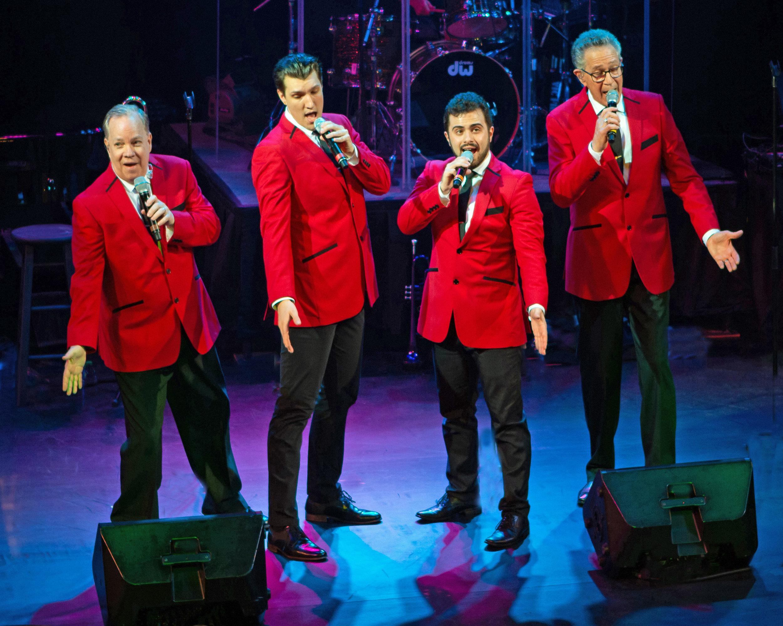 Jersey Boys (live)