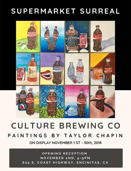 Taylor Chapin - November 2018