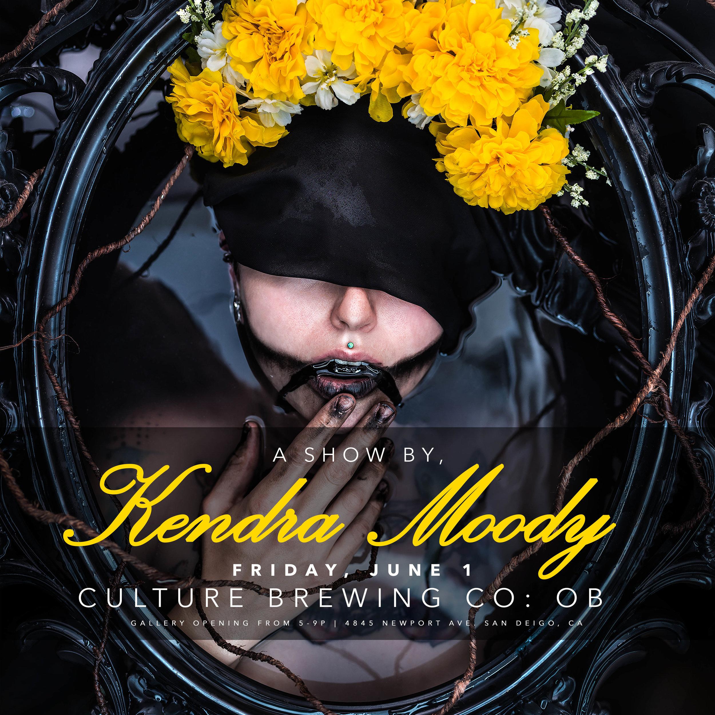 Kendra Moody - June 2018