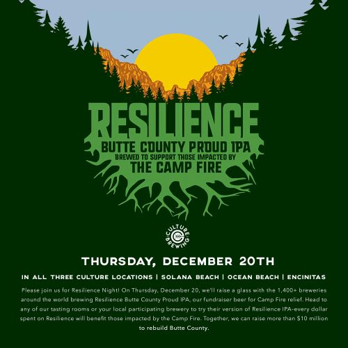 Resilience IPA - Campfire Relief Fund