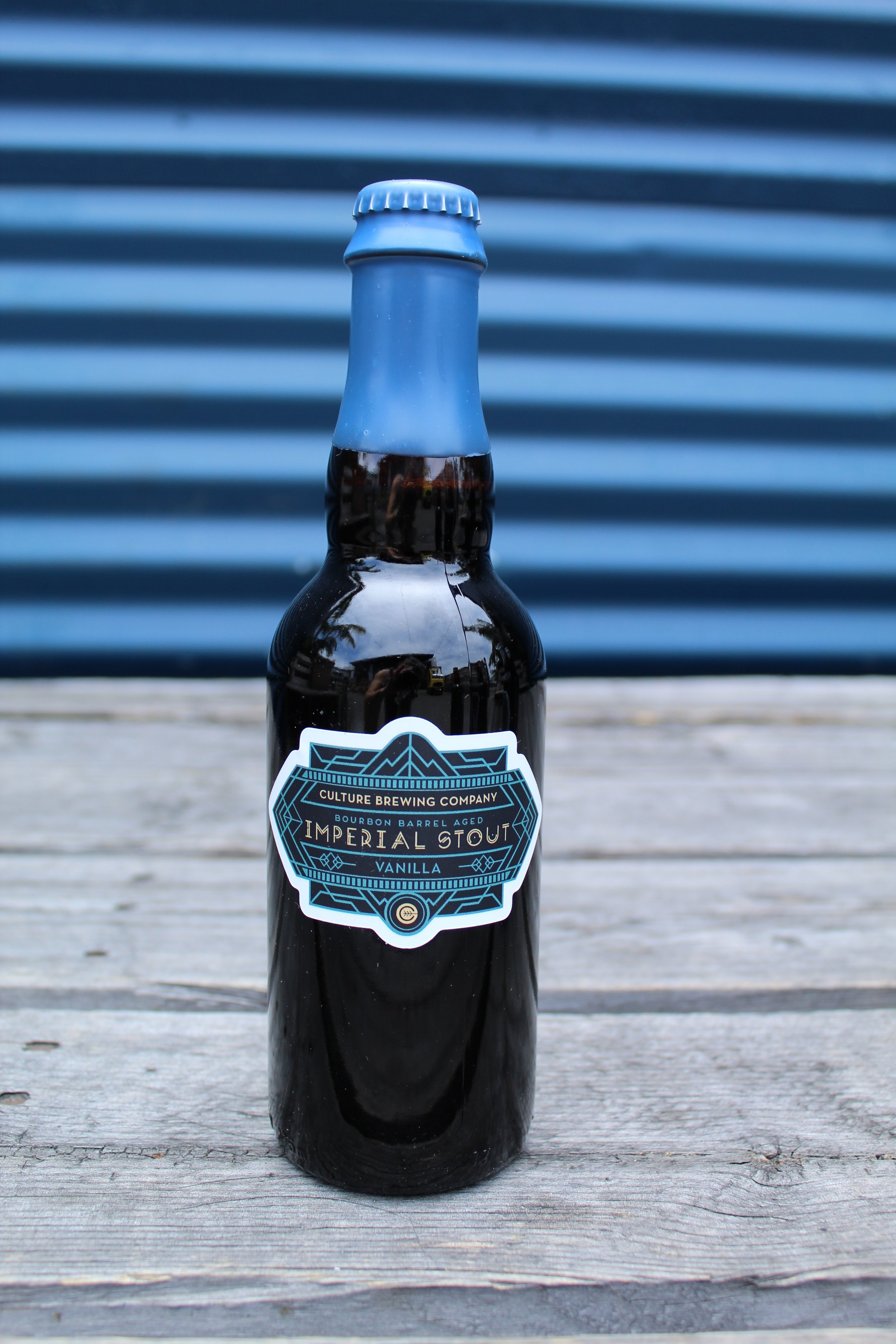 Vanilla Imperial Stout