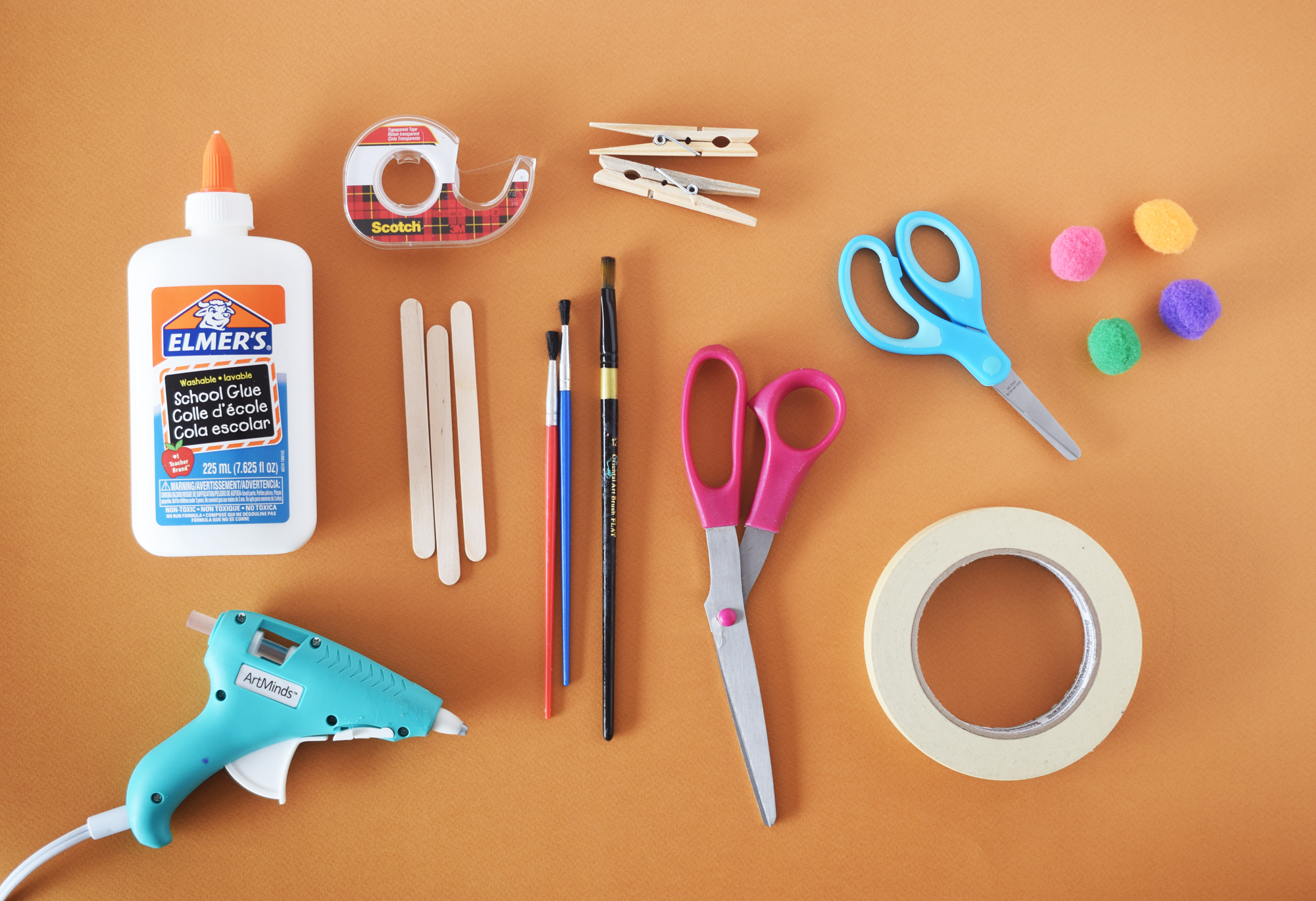 The top 10 craft supplies every mom should have for kids crafting