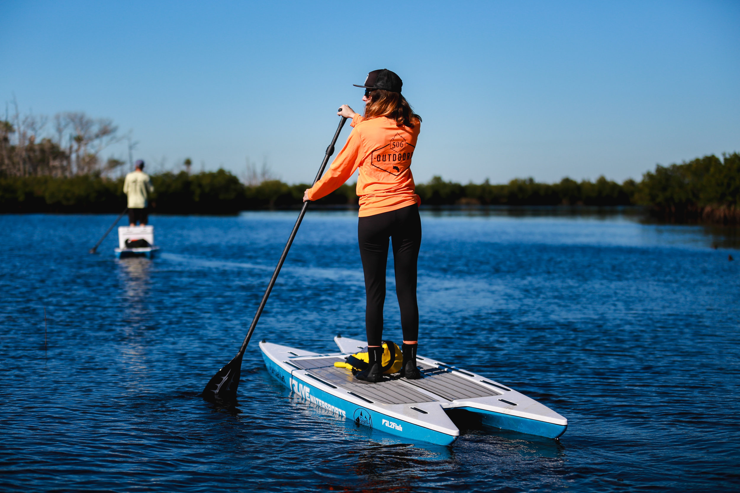 Paddle Board Tours Crystal River
