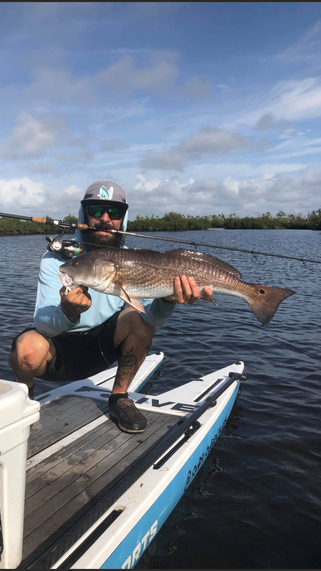 crystal river redfish