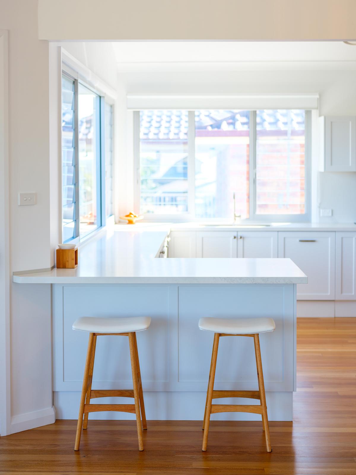 shaker style kitchen cabinets Killcare central coast building designer.jpg