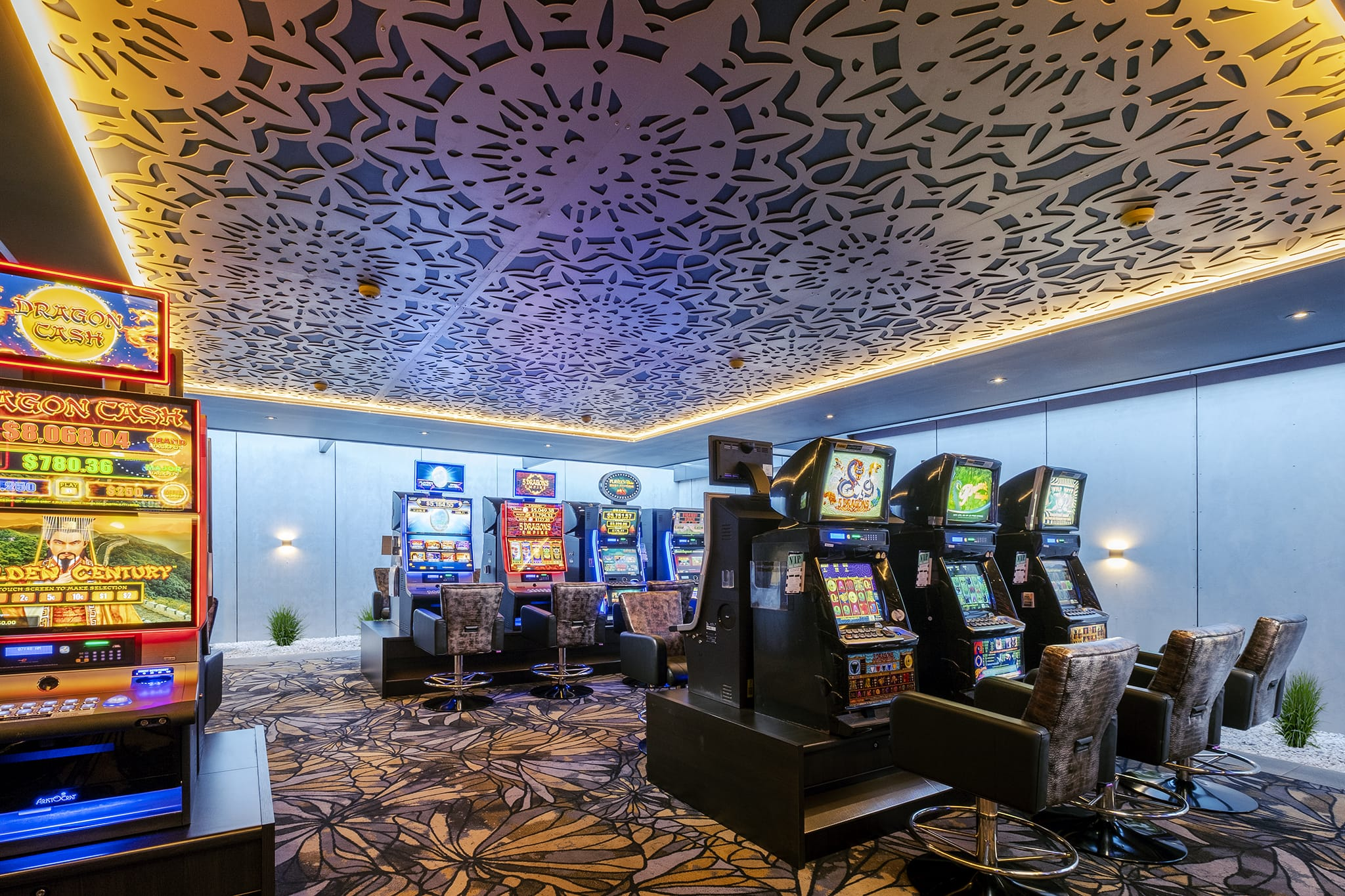 Newcastle  Hotel Gaming Room Design Outdoor Smokie Pokie.jpg