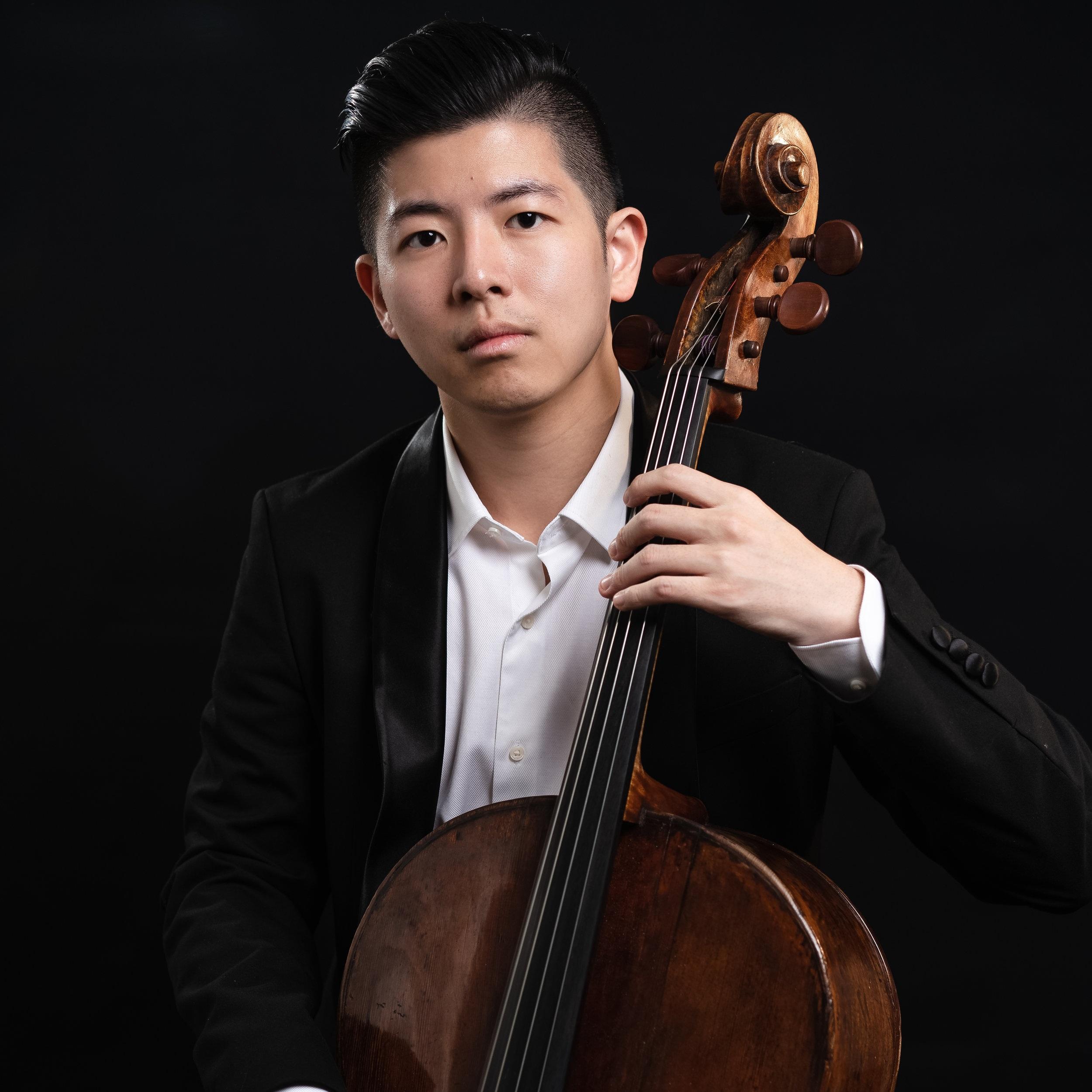 Nan-Cheng Chen, Cello   Executive Director