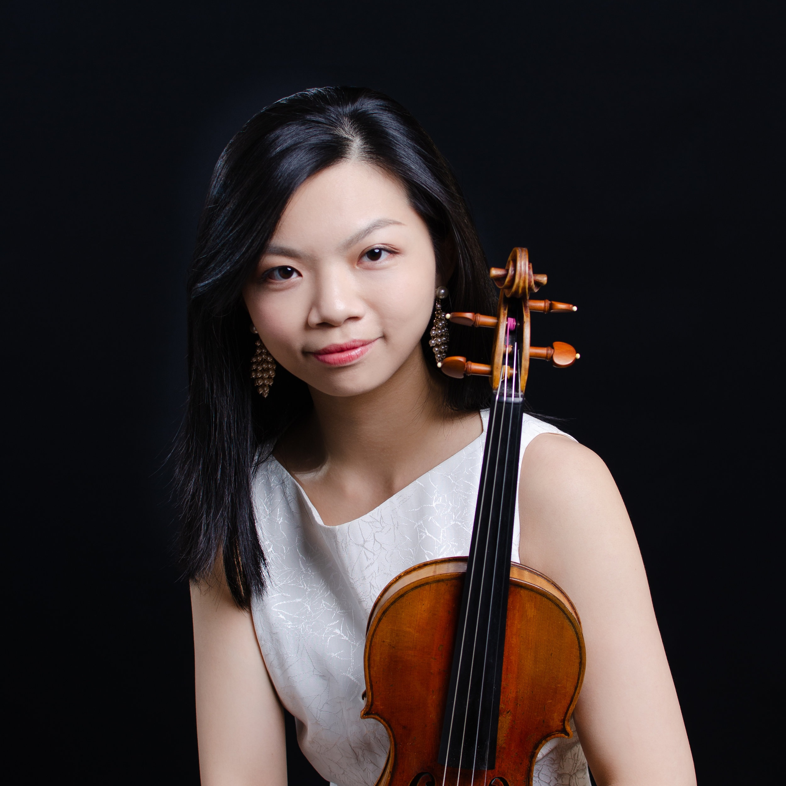 I-Jung Huang, Violin