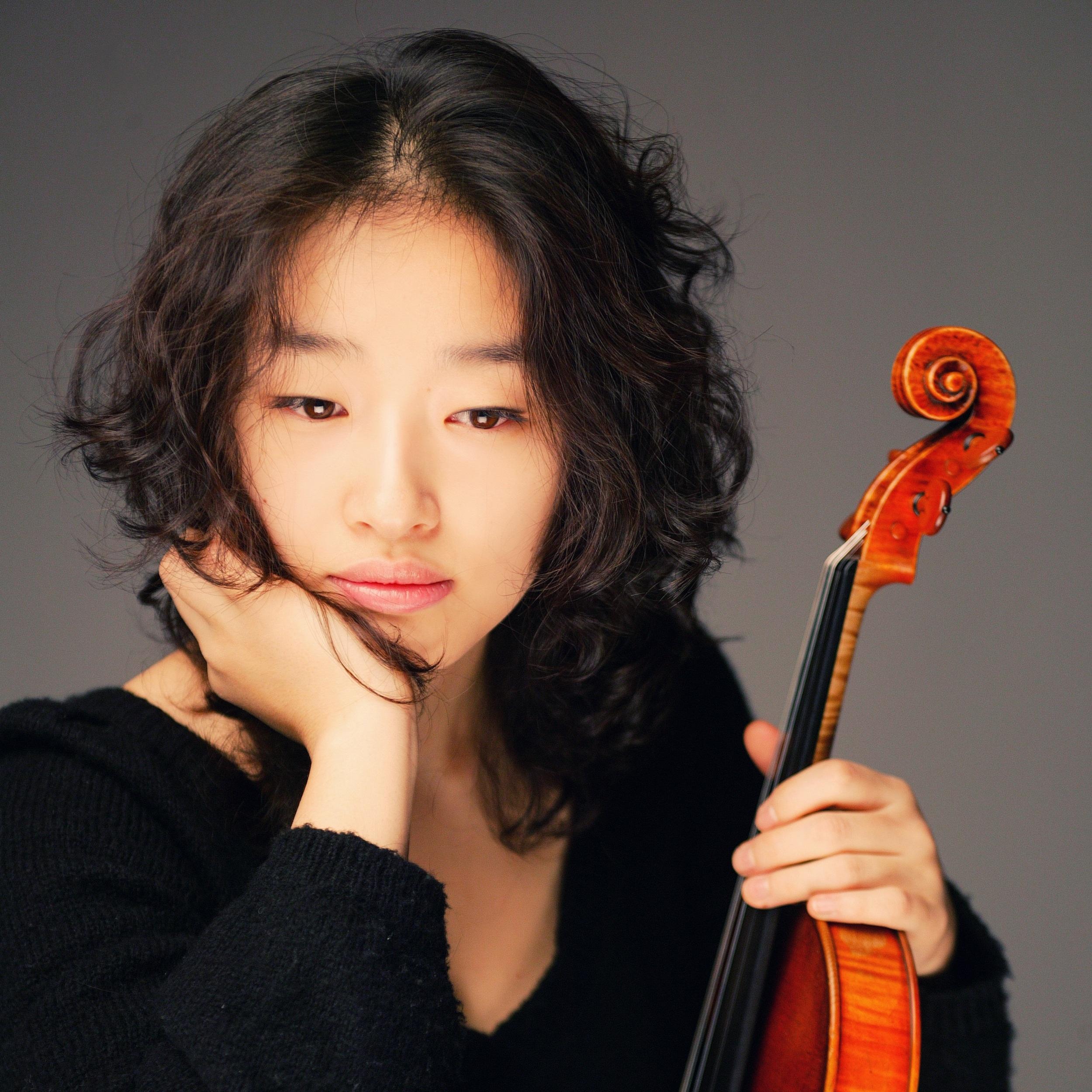 Jaram Kim, Violin