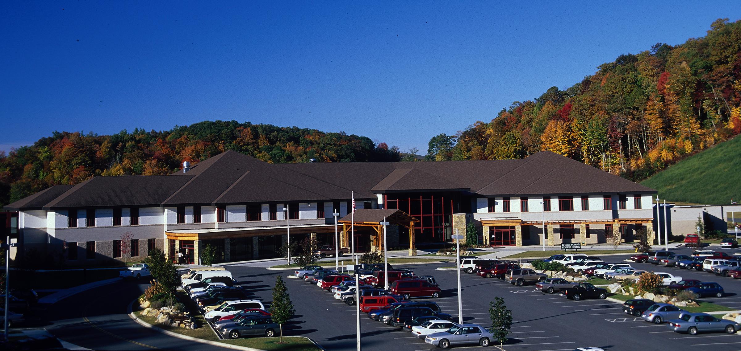 AHRS Cannon Regional Medical Center