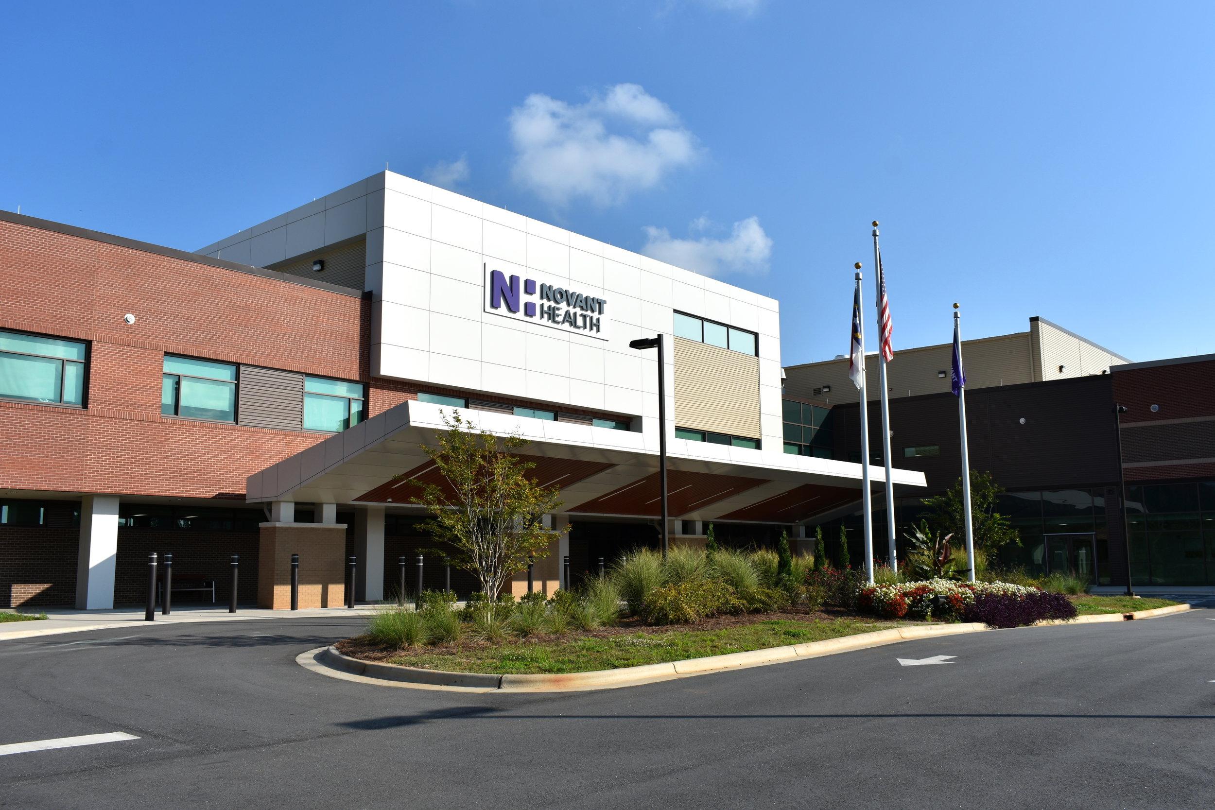 Novant Health Clemmons Medical Center