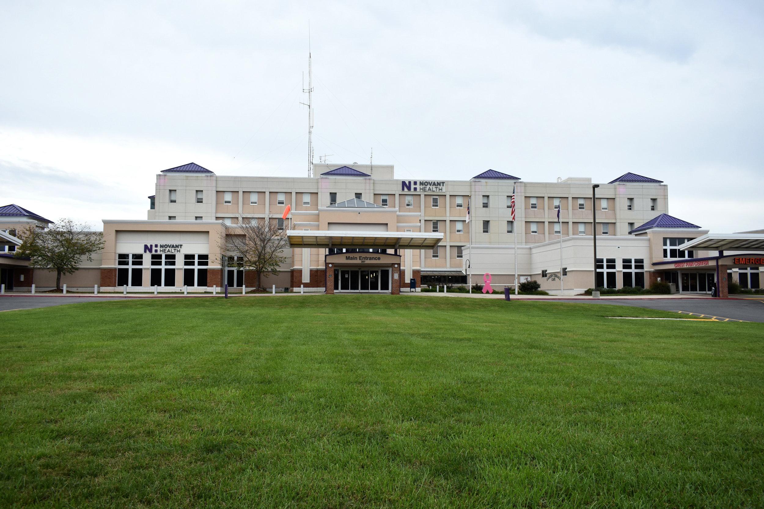 Novant Health Thomasville Medical Center