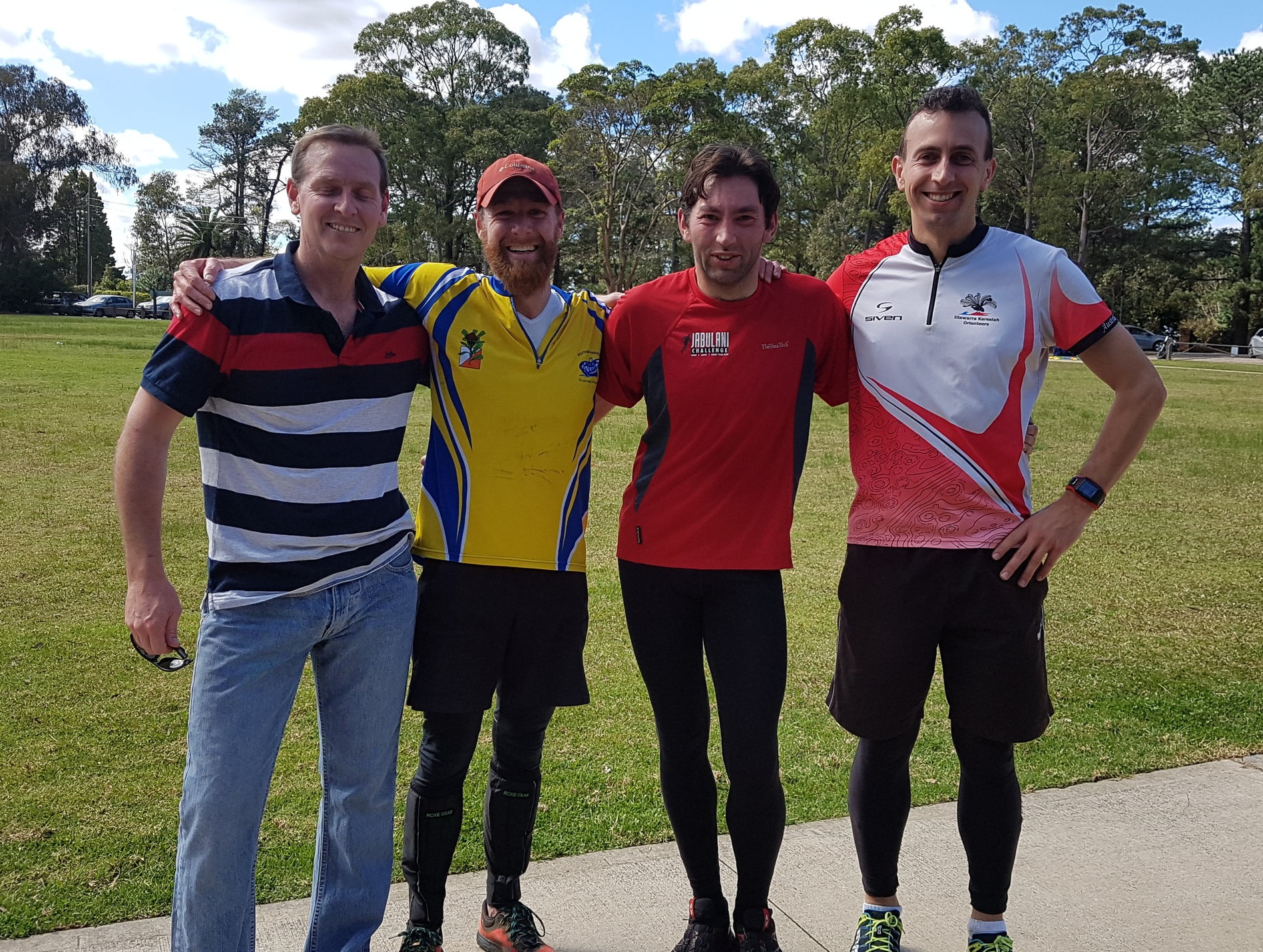SHOO's MetrO League Division 1 team