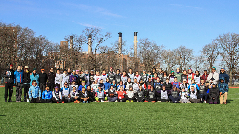 Photo from NY Gridlock tryouts (January 2019) by Sandy Canetti