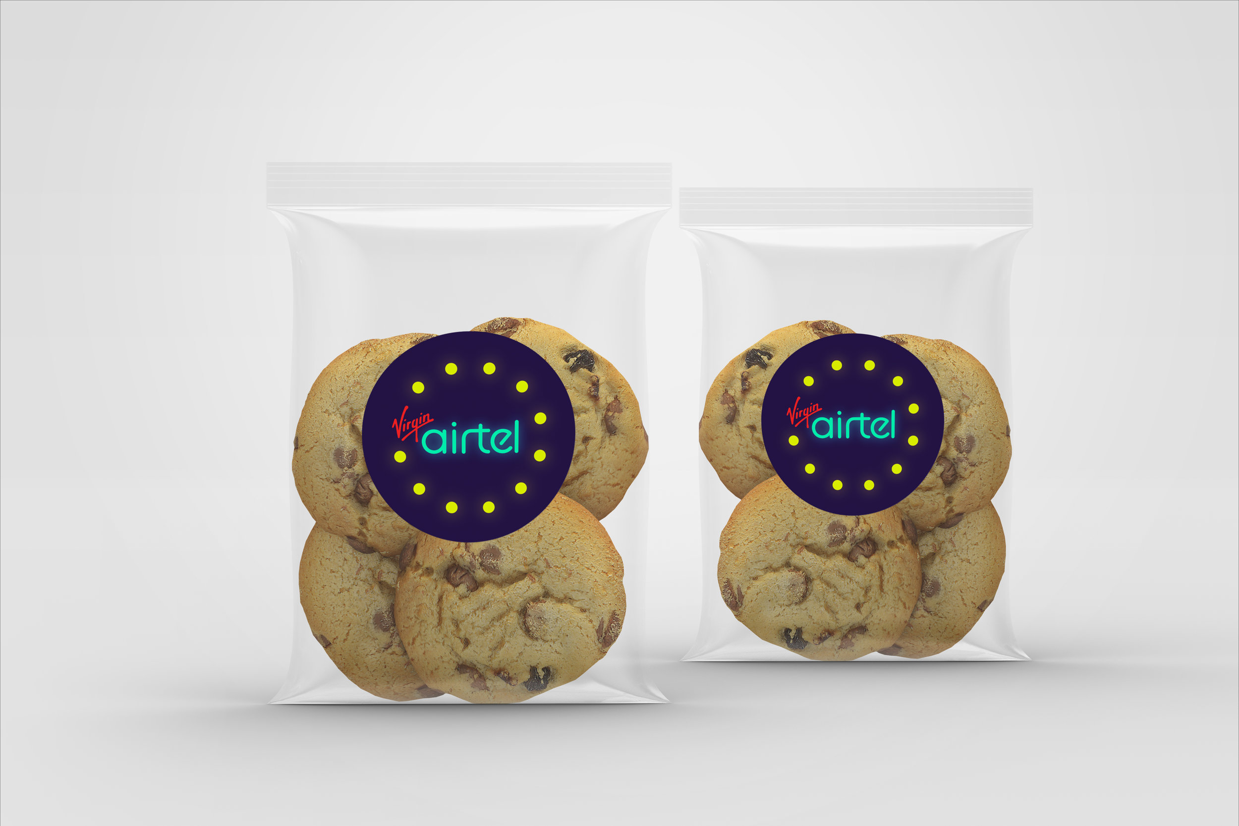 Yummy Cookie Packaging