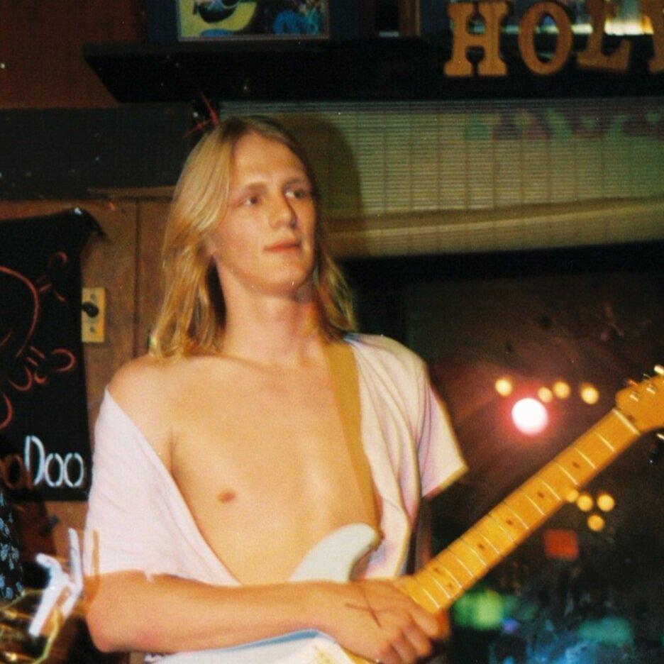 Wilson - Lead Guitar