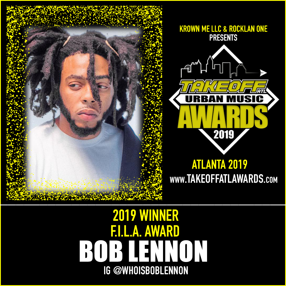 2019 WINNER - F.I.L.A. AWARD - BOB LENNON