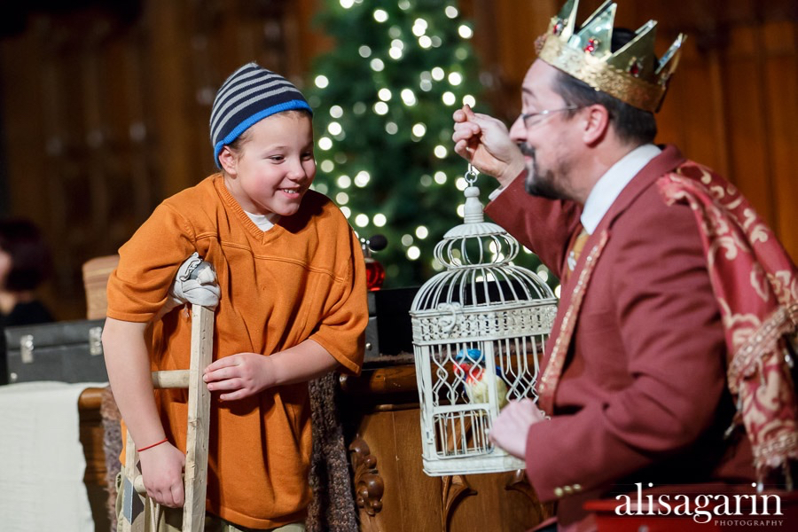Amahl & the Night Visitors, December 2014
