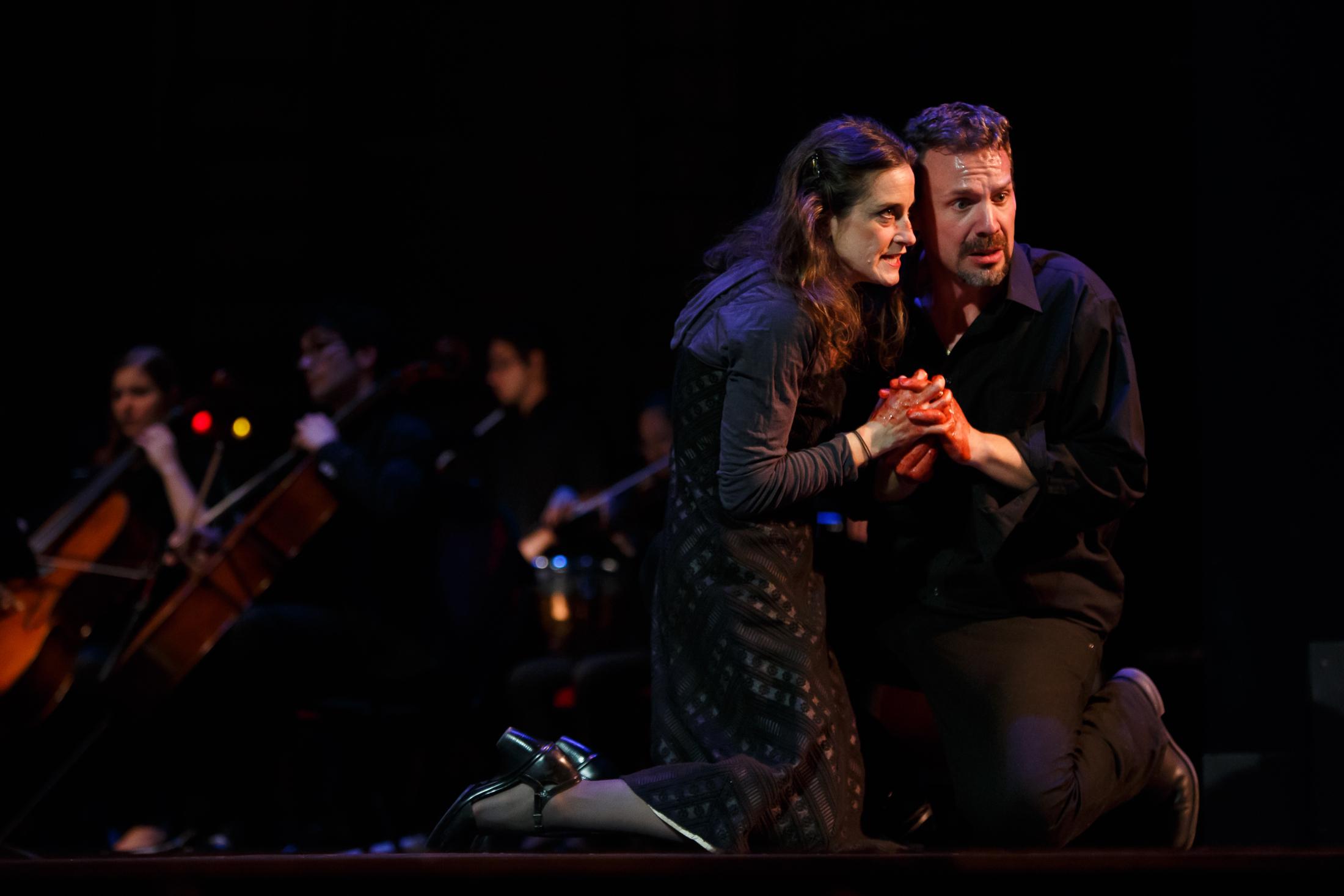 Macbeth, October 2013